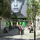 Twiggy in Liverpool by photosbyDavid