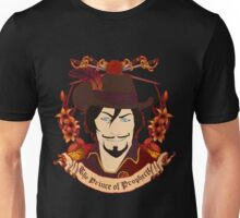 A Study in Scarlet Unisex T-Shirt