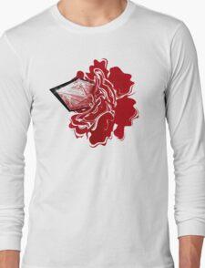 Sanguine Rose Long Sleeve T-Shirt