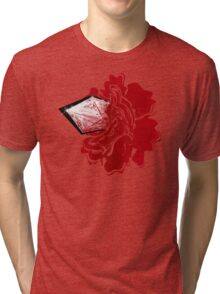 Sanguine Rose Tri-blend T-Shirt