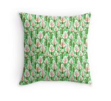 Into The Woods - Summer Throw Pillow