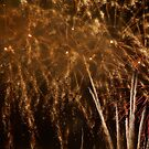 Fireworks Abstract 18 by Kevin J Cooper