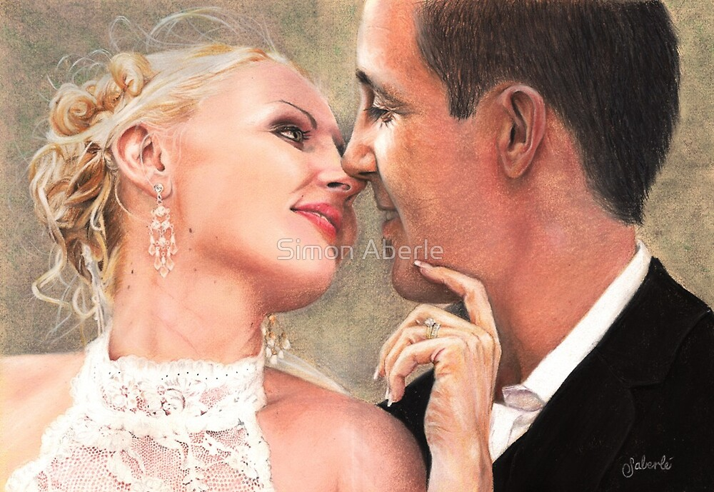The Wedding Series #3 - Darren & Tenille by Simon Aberle