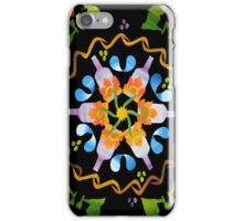 wine and vines - good times with friends iPhone Case/Skin
