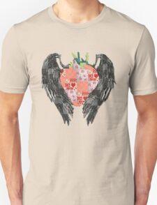 Patchwork Strawberry T-Shirt