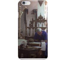 Quiet Carpenter   iPhone Case/Skin