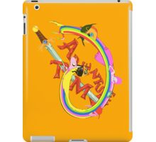 Adventure Time Mash iPad Case/Skin