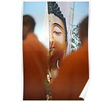 Buddhist Festival Poster