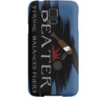 Quidditch Beater Samsung Galaxy Case/Skin