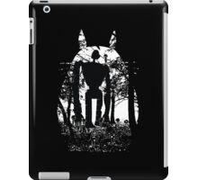 Miyazaki Forest iPad Case/Skin