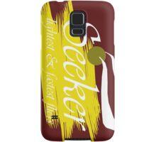 Quidditch Seeker Samsung Galaxy Case/Skin