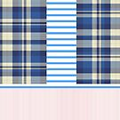 Plaids and Stipes normally dont mix by nicwise