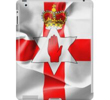 Northern Ireland Flag iPad Case/Skin