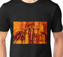 Earth is bleeding. Unisex T-Shirt