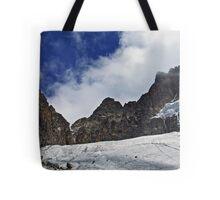 Mount Kenya Glacier Tote Bag