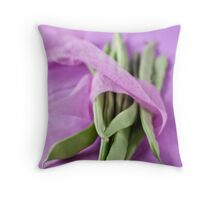 Broad beans Throw Pillow