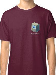 Mac Daddy Pro Badge - creativebloke.com - t shirt Classic T-Shirt
