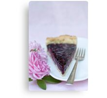 Slice of pie Metal Print