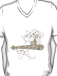 Paisley Submarine T-Shirt