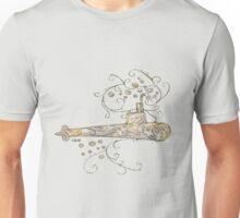 Paisley Submarine Unisex T-Shirt