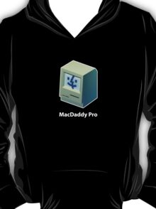 Mac Daddy Pro Chest - creativebloke.com - t shirt T-Shirt
