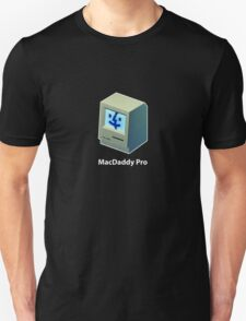 Mac Daddy Pro Chest - creativebloke.com - t shirt Unisex T-Shirt