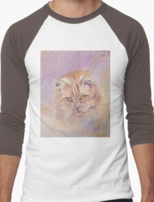 The Cat Men's Baseball ¾ T-Shirt