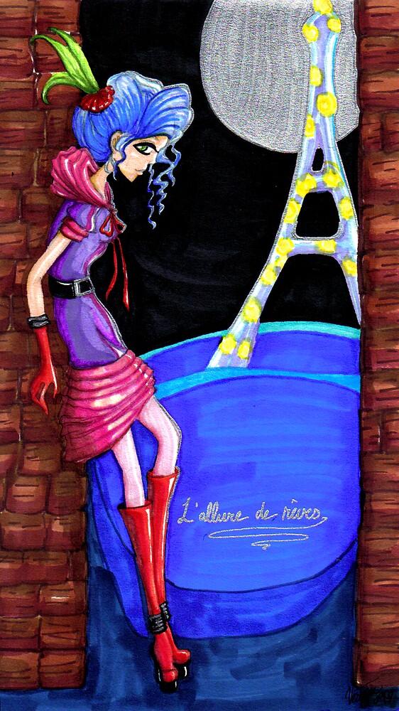 The Allure of Dreams by Vestque