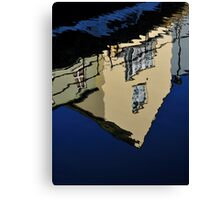 sur la continent killyleagh reflections #3 Canvas Print
