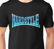 Hardstyle T-Shirt - Blue Minimal Unisex T-Shirt