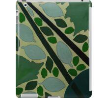 Abstract #10 iPad Case/Skin