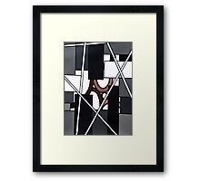 Abstract #9 Framed Print
