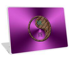 Aquarius & Rooster Yin Earth Laptop Skin