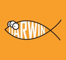 Darwin Fish by Gavin King
