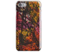 Corner Splatter # 12 iPhone Case/Skin