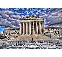 The Supreme Court Photographic Print