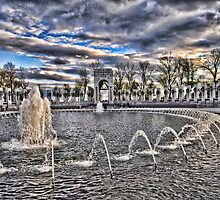 World War II Memorial by balexander101