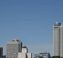 Beer City's Buildings by D.M. Mucha