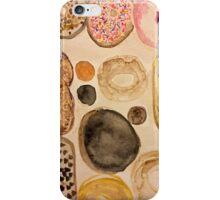 donuts. iPhone Case/Skin