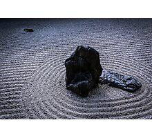 Zen Photographic Print