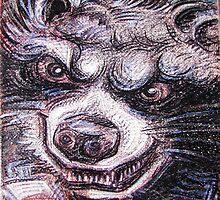 Rocket Raccoon by Lincke