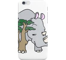 Sly Rhino iPhone Case/Skin