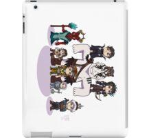 Little Vox Machina iPad Case/Skin