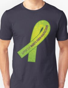 Support Our Magnetic Ribbon Manufacturers - Large T-Shirt