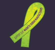Support Our Magnetic Ribbon Manufacturers - Large Unisex T-Shirt
