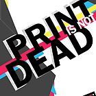 Print Ain't Dead. by Ian Fleming