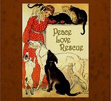 Peace Love Rescue 2 by Lydia Marano