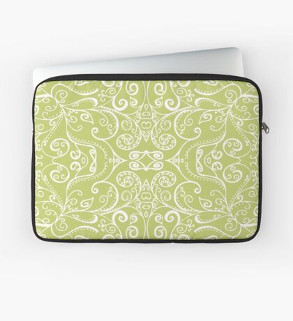 Silent Era, Avocado Green Laptop Sleeve