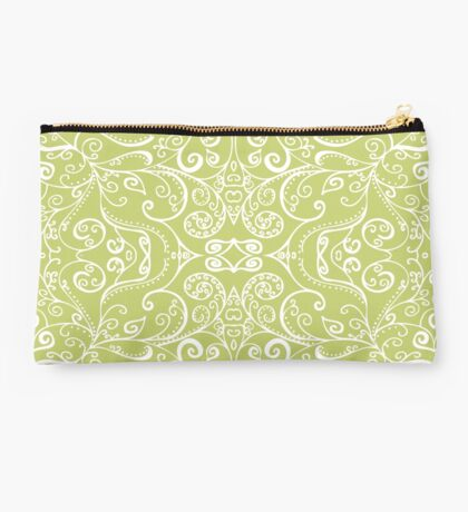 Silent Era, Avocado Green Studio Pouch