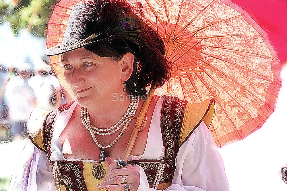 Queen of the Faire by Samuel Vega